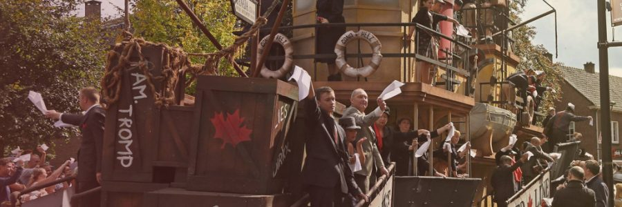 2014 Landverhuizing naar Canada
